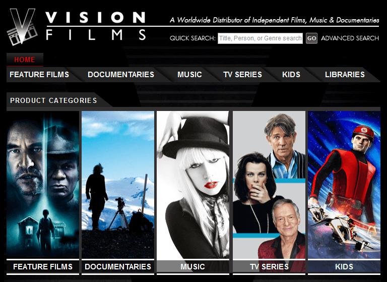 010613 VisionFilms Screenshot